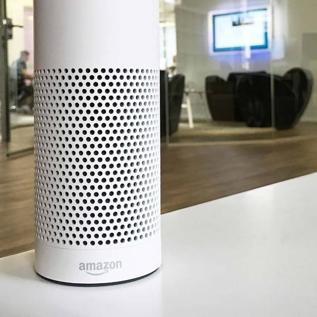 AMAZON Echo ausprobiert